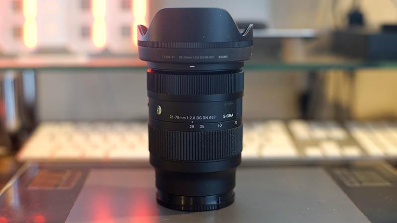SIGMA 28-70mm f2.8 DG DN